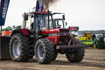 Tractor Pulling Case von Jack Vermeulen