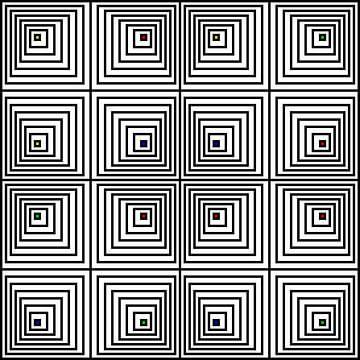 Nested | Offset | 04x04x02 | N=08 | V40 | Random #02 | RGBY van Gerhard Haberern