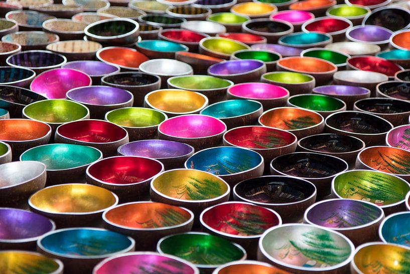 Kleur en nog eens kleur van Jolanda van Eek