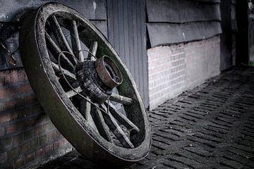 Altes Rad von Erwin Heuver