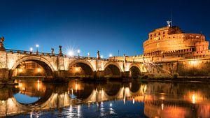 Ponte & Castel St Angelo