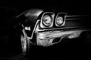 Chevrolet Chevelle 1968 van