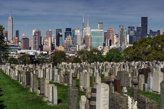 New York und Calvary Cemetery  van Kurt Krause