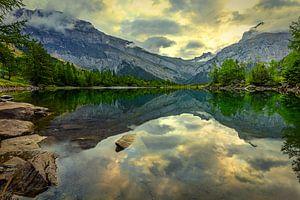Perfecte reflectie! van Madan Raj Rajagopal