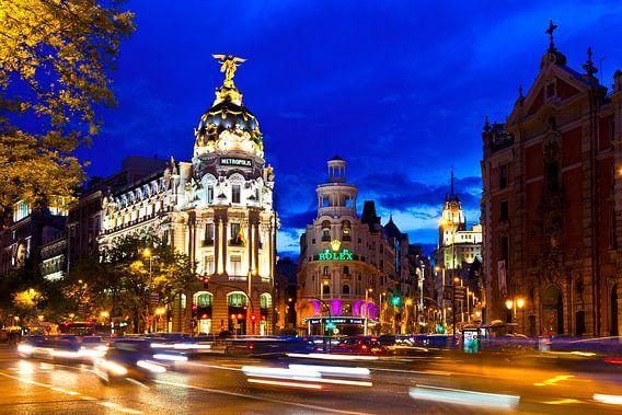 MADRID 01 van Tom Uhlenberg