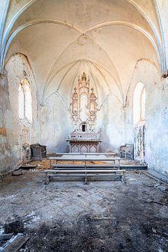 De Kleine Verlaten Kapel. van Roman Robroek