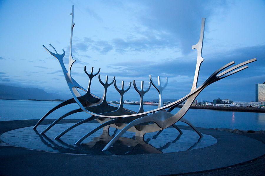 Solfar (Sun Voyager) in Reykjavik