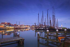 ochtend in Volendam