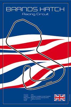 Racetrack Merken Luik van Theodor Decker