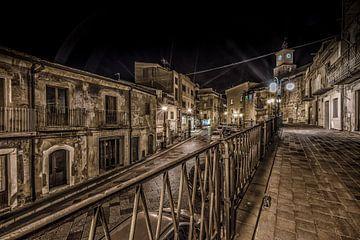Siciliaans dorp van