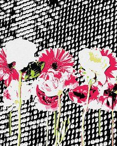 Flowers, Pailletten
