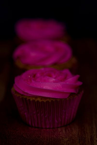 Pink Cupcake van zippora wiese