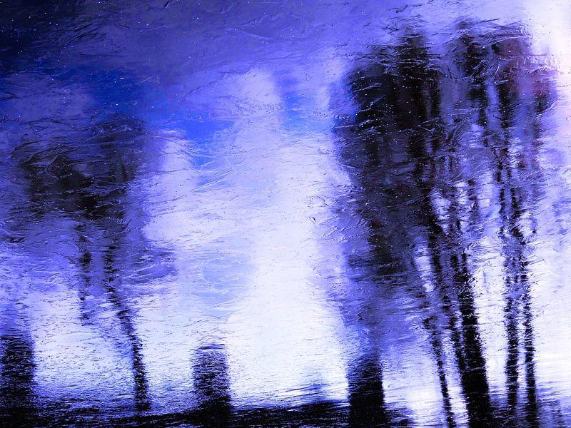 Winter Blue(s) 3>3 van MoArt (Maurice Heuts)