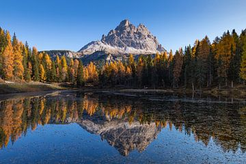 Lago Antorno, Italien von Adelheid Smitt