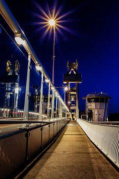 Stadsbrug Kampen (Citybridge Kampen) van Jos Reimering