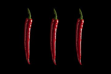 rode peper van Marcel Derweduwen