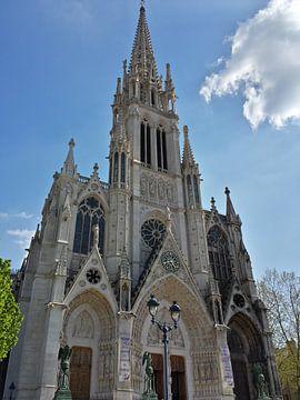 Basilique Saint-Epvre de Nancy van Maurice Engels
