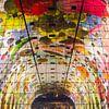 detail boog markthal rotterdam van Ilya Korzelius