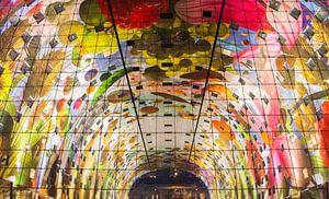 detail boog markthal rotterdam