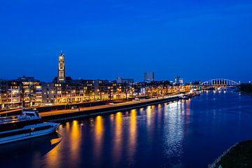 Rijn kade Arnhem van Comitis Photography & Retouch