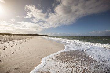 Strandwandeling van Beate Zoellner
