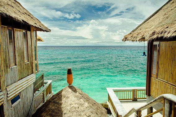 Ocean View, Koh Tao in Thailand van Sven Wildschut