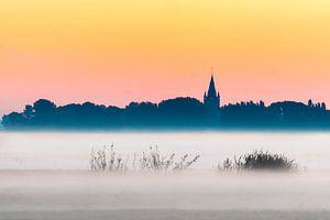 Kerk aan de horizon