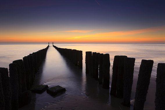 Naar de horizon