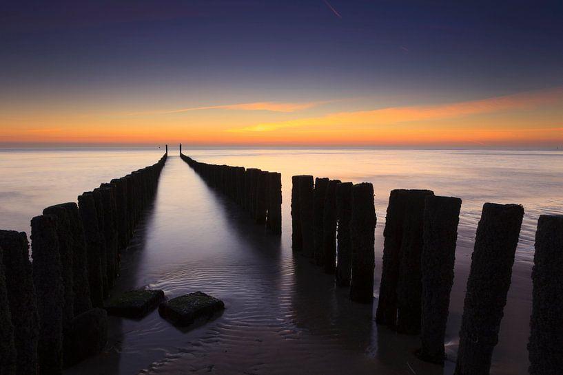 Naar de horizon van gaps photography