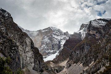 Albanese Alpen van Ellis Peeters