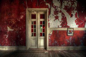 Urbex - Rood van