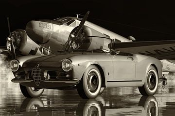 Alfa Romeo 1300 Spyder Ein legendäres Auto