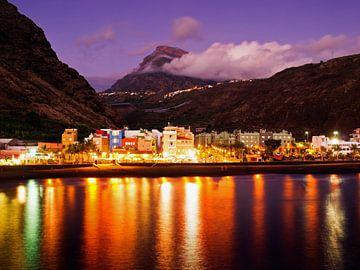 La Palma - Tazacorte sur Alexander Voss