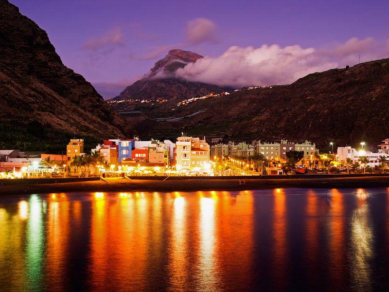 La Palma - Tazacorte van Alexander Voss