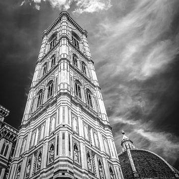Italië in vierkant zwart wit, Florence von Teun Ruijters