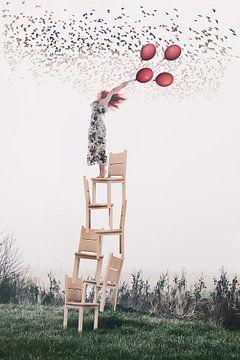 Du hebst dich selbst hoch. von Elianne van Turennout