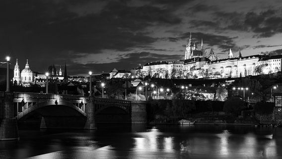 Prague Nights van Scott McQuaide