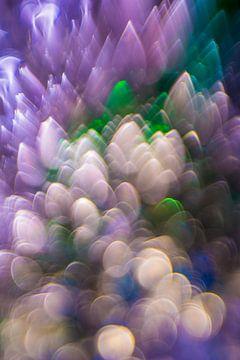 Kleur Explosie #4 van Robert Wiggers