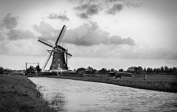 Putmolen Aarlandersveen van Dutch Creator