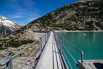 Bodensee, Gelmersee Schweiz von Sasja van der Grinten
