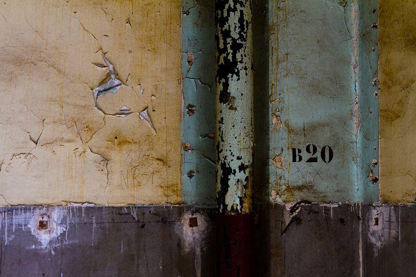 if these walls could speak van Marieke van der Perk