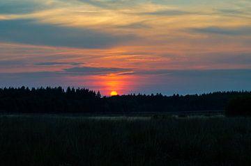 zonsondergang sur Cor Bak