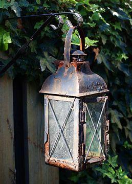 Oude lantaarn van Rinke Velds