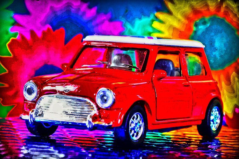 KULTIGE KLEINWAGEN: Red Mini von Jean-Louis Glineur alias DeVerviers