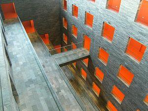 Mediacentrum Hilversum van Jim van Iterson