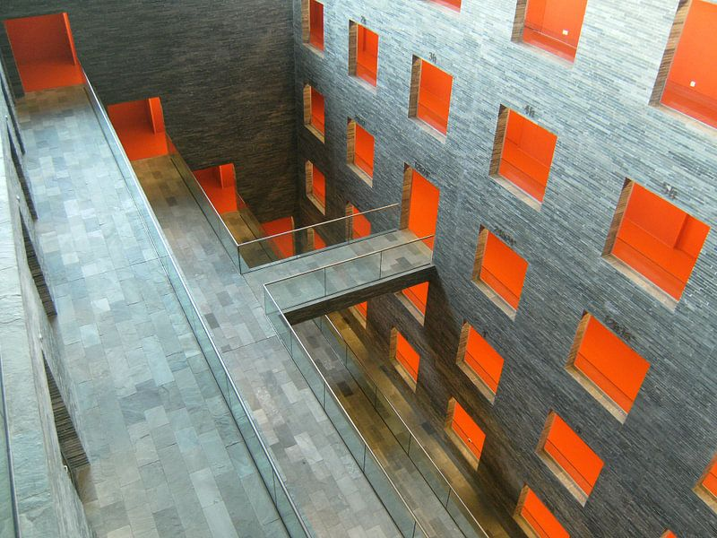 Mediazentrum Hilversum von Jim van Iterson