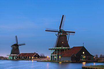 Zaanse Schans von Portrait of Holland
