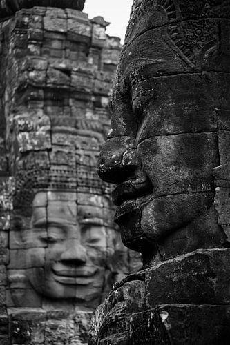 Angkor Thom Bayon