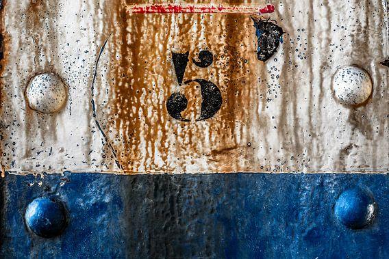 5 roest van Linda Raaphorst