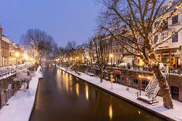 Winter in Utrecht van zeilstrafotografie.nl